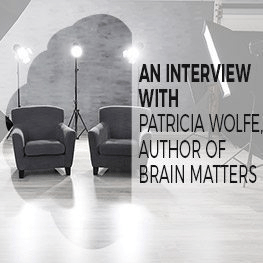 Interview Dr Patricia Wolfe