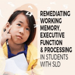 Remediating Executive Functions Specific Learning Disabilities