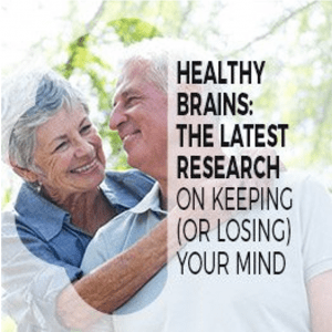 Healthy Brains Latest Research