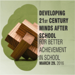 Developing 21st Century Minds After School
