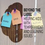 Beyond Labels: Helping Kids with Temperament or Learning Issues