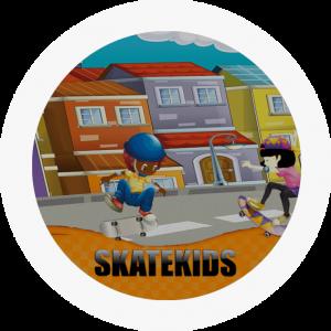SkateKids Banner