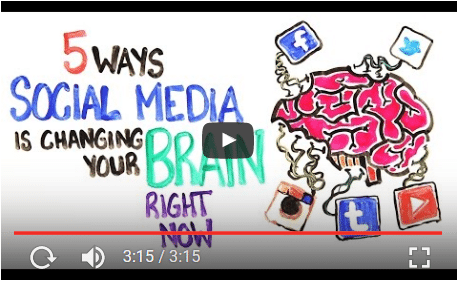 5 Ways Social Media is Changing Our Brains