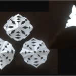 Cut Out Snowflakes Challenge