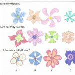 Frilly Flowers Puzzle