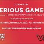 Roger Stark to Speak at Serious Games Conference