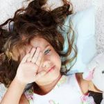 Bright Lights Before Bedtime Problematic for Preschoolers' Sleep