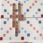 Brainy Scrabble Bingo