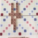 Brainy Scrabble Bingo