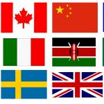 International Flag Puzzle