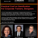 Roger Stark to Address Serious Games Conference
