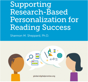 Digital Promise Reading Success