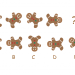 Gingerbread Man Puzzle