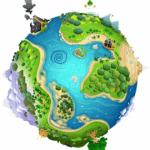 LiteracyPlanet Globe