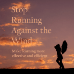 Stop Running against the Wind