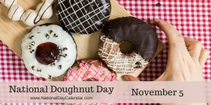 National Doughnut Day