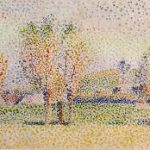Pointillist Trees