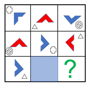Shifty Shapes Puzzle