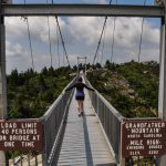 Mile High Swinging Bridge NC