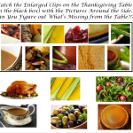 Thanksgiving Feast Puzzle