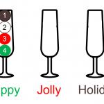 Happy Jolly Holiday Puzzle