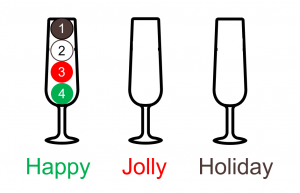 Happy Jolly Holiday Puzzle