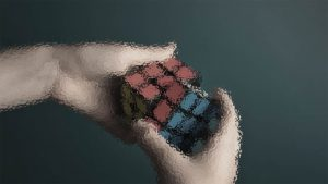 Executive Functions Rubik's Cube